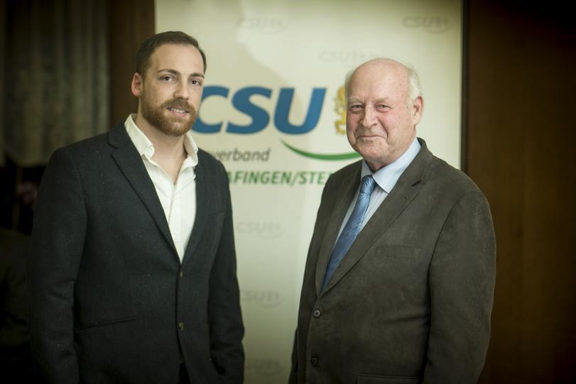 Generationswechsel im Vorstand des CSU Ortsverbands